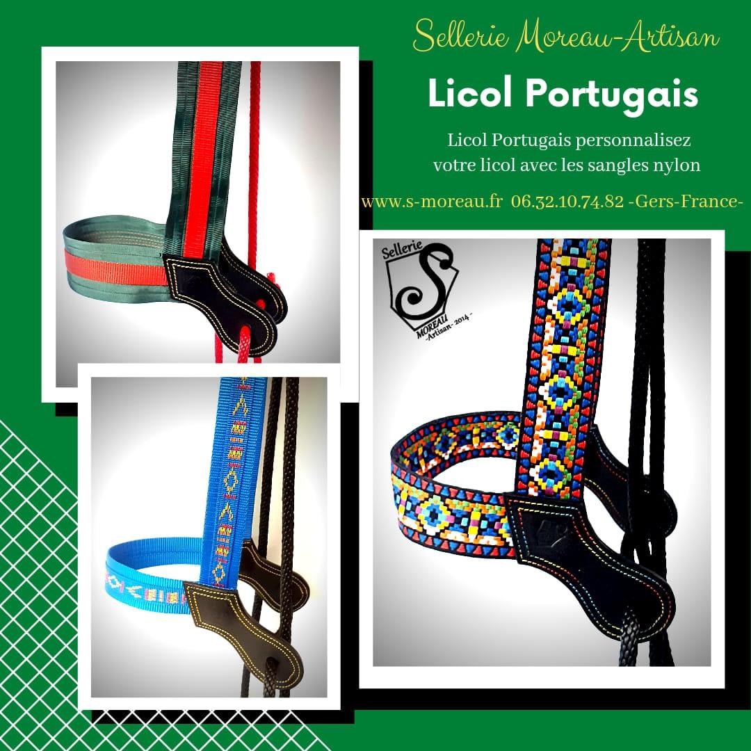 licol portugais